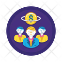 Revolving Fund Humans Resources Resource Icon