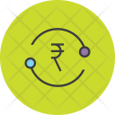 Funds Sync Cash Icon