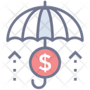 Funds Protection Capital Protection Financial Insurance Icon