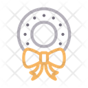 Funeral Flower Gift Icon