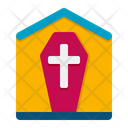 Funeral Home Icon