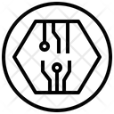 Fungible Token Nft Blockchain Icon