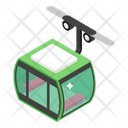 Ski Lift Chair Lift Cable Transport Icon
