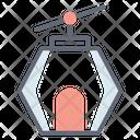 Funicular Railway Icon