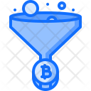 Mining Funnel Satoshi Icon