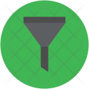 Funnel Filter Filtering Icon