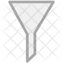 Funnel Filter Filters Icon