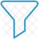 Funnel Kitchen Filter Icon