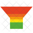 Funnel Chart Icon