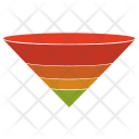 Funnel Chart Chart Icon