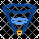 Constrain Down Drill Icon
