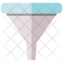 Funnel Filter Sort Icon
