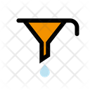 Funnel Kitchen Cooking Icon