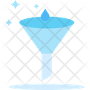Funnel Filter Data Filter Icon