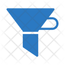 Funnel Sort Filter Icon