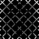 Funnel Filter Gear Icon