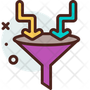 Funnel Filter Sorting Icon