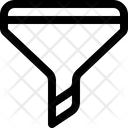 Conversion Funnel Filter Icon