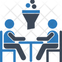 Funnel Business Meeting Meeting Icon