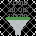 Funnel Analysis Icon