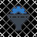 Sort Filter Management Icon