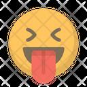 Tongueclosedeyes Icon
