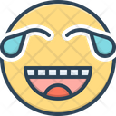 Funny Weep Amusing Icon