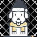 Funny Dog Icon