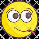Funny Emoji Funny Expression Emotag Icon