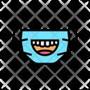Funny Facial Mask Icon