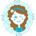 Funny Girl Icon