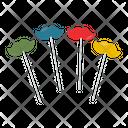 Funny Lollipop Icon