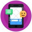 Funny Chat Funny Messages Mobile Chat Icon