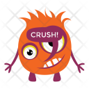 Funny Monster Icon
