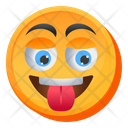 Funny Smiley Icon