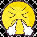 Furious Emoji Furious Expression Emotag Icon