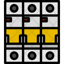Fuse Circuit Electrical Icon