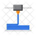 Fused Deposition Modelling Icon