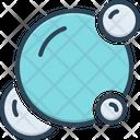 Fusion Nuclear Molecular Icon