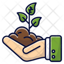 Future Nature Plant Icon