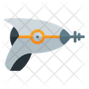 Future Gun Space Gun Alien Gun Icon