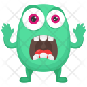 Fuzzy Monster Icon