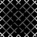 G Alphabet Symbol Icon