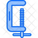 Clamp Vise Tool Icon