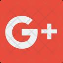G Google Plus Icon