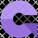 G Design Letter Icon