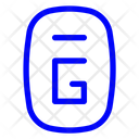 G Sign Icon