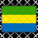 Gabon Flag Flags Icon