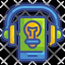 Gadget Phone Headphone Icon