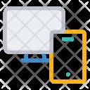 Responsive Gadget Mobile Icon